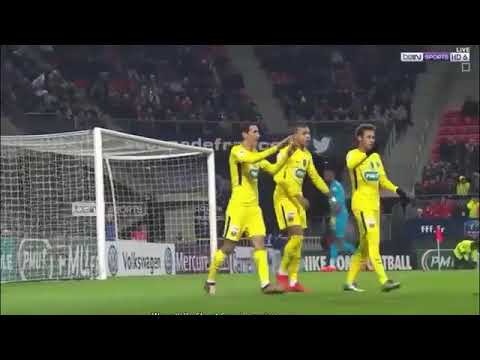 Download PSG vs Rennes 6 1  All Goals and Highlights  07 01 2018   HD
