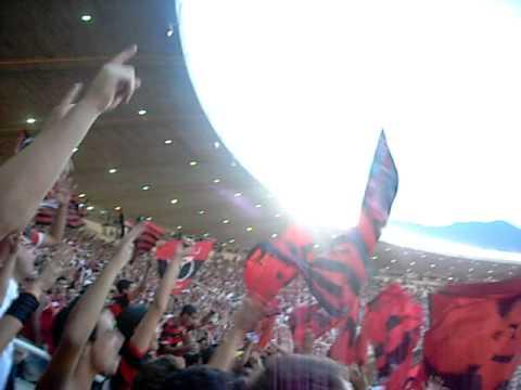 Rio de Janeiro, Brazil Soccer Game (Flamenco Stadium)