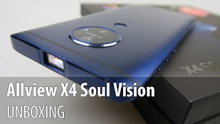 Allview X4 Soul Vision Unboxing