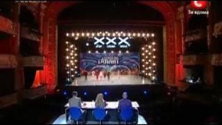 Украина мае талант 2 / Відбір 50 / Оголошення - 2 ч.