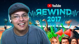 REACT YouTube Rewind: The Shape of 2017 | #YouTubeRewind