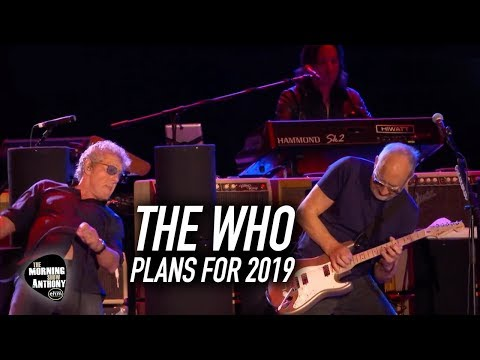 The Who: Plans for 2019 Mp3
