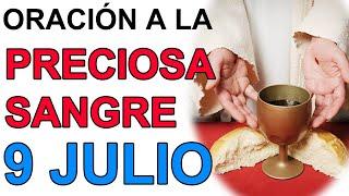 Oracion A La Preciosa Sangre De Jesus 9 Julio Mes De La Preciosa Sangre De Jesus Iglesia Catolica