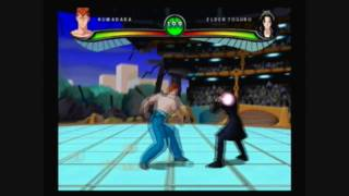 Yu Yu Hakusho Dark Tournament Part 10 of 11 [HD]