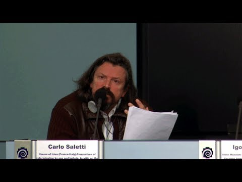 C. Saletti - Comparison of extermination by gas and bullets - 2013-05