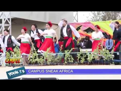 Campus Sneak Africa   at KENYATTA University Episode 6