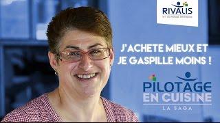 Témoignage Client Rivalis - Chantal, restauratrice (79) - Pilotage en cuisine