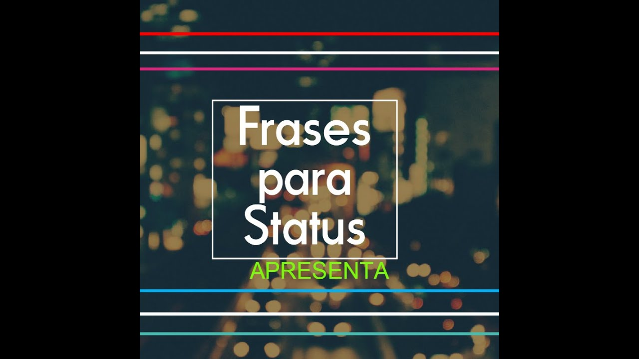 Frases De Indiretas Para Status Do Whatsapp E Facebook: Frases Para Colocar Em Status!!! (Facebook/Whatsapp)