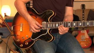 1966 Gibson ES-335, sunburst Part2