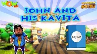 John and his kavita - Compilation Part 1 - 30 Minutes of Fun! - 3D Animation Cartoon for Kids