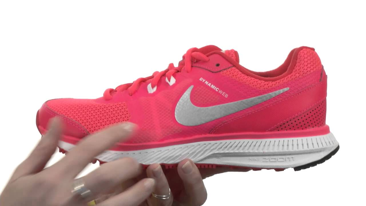 Nike Zoom Winflo SKU:8375142 - YouTube