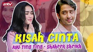 Hubungan percintaan Ayu Ting Ting dan Shaheer Sheikh tengah menjadi...