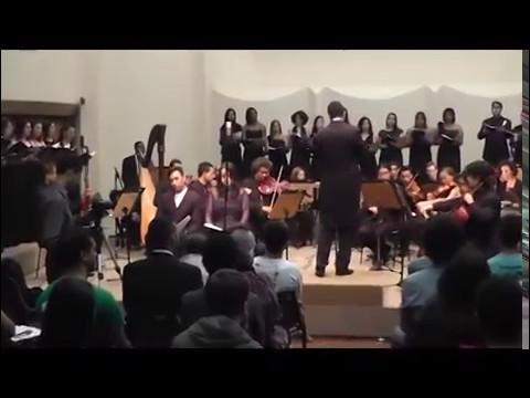 Requiem - Gabriel Fauré, Regência Leonardo Bittencourt