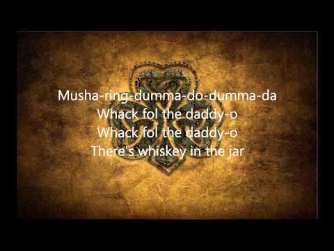 Irish Rovers - Whiskey in the Jar (lyrics)