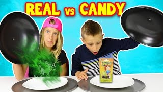 CANDY vs REAL FOOD thumbnail