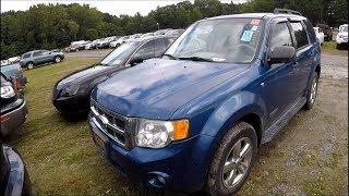 Ford Escape за 1100 баксов
