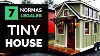7 Normas Legales Sobre Tiny House Sobre Ruedas   Paso Sustentable