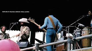 Little Feat Live - 05-31-76 - Charlton Athletic Football Ground, London, England - Audio and Photos