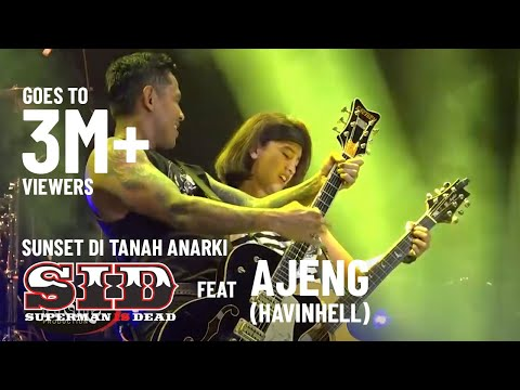 Superman Is Dead - Sunset di Tanah Anarki | Live in Jogja Supermusic.id 2018