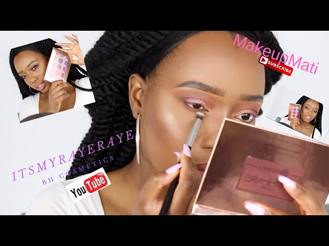 ItsMyRayeRaye Shadow Palette by BH Cosmetics #14