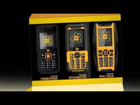 Tough Phones - Military Spec - For  Plumbers, Plasterers, Tradesmen, Builders etc...