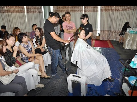 Hairstylist - Training for Beauty hair salon