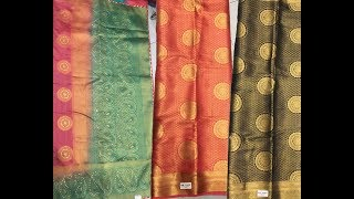 latest designer silk saree for wedding and bridal partys43