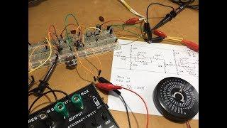 Homebrew 80/40m SSB/CW Rig - #2a Audio Amplifier Experiments