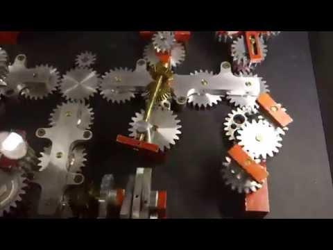 Gears in Motion, Pat Konkle