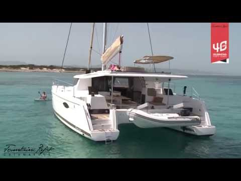 Fountaine Pajot Helia 44 catamaran