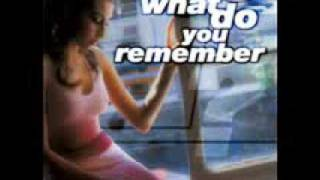 M:G - What Do You Remember