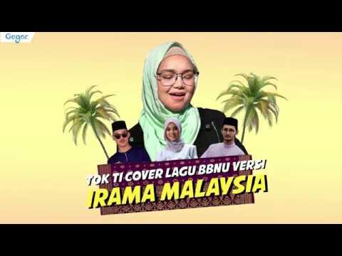 Tok Ti Cover Lagu BBNU Versi Irama Malaysia