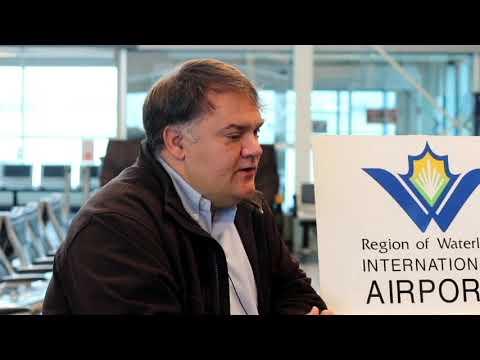 Chris Wood - Region Of Waterloo International Airport General Manager