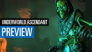 Underworld Ascendant PREVIEW: So spielt sich Ultima Underworld 3