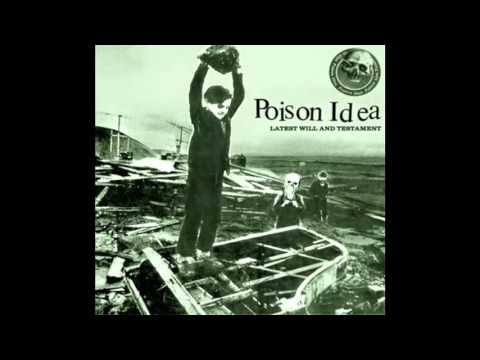 Poison Idea - Attonement of the Cursed
