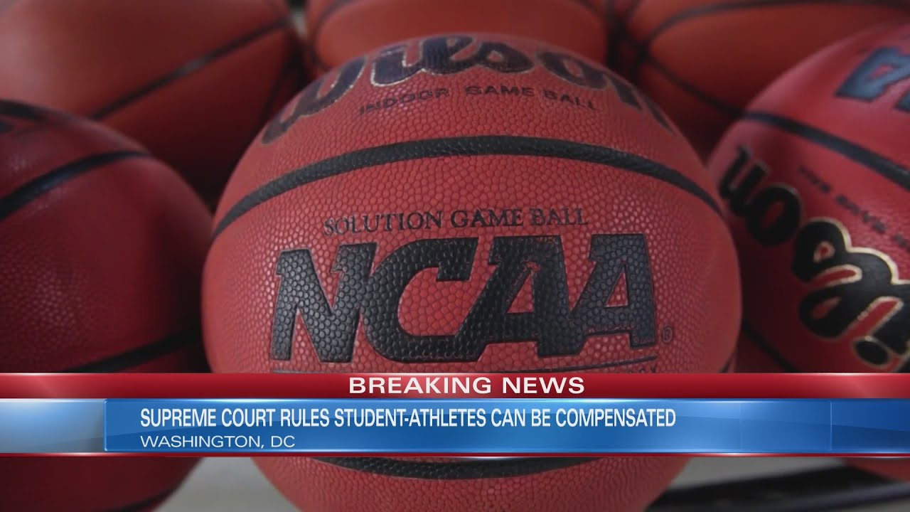 High court sides with ex-athletes in NCAA compensation case