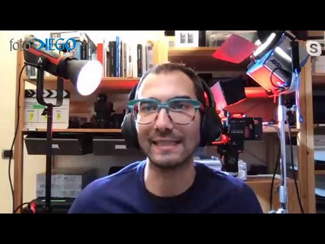 Mario Mele -  Il videomaker, artigiano digitale.
