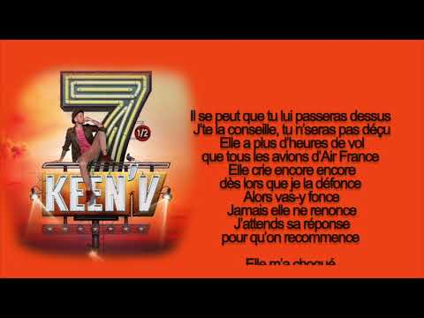 Keen'v - Choqué La (video Lyrics Officielle)