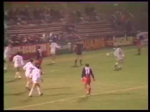 Brest Psg 1984 85 Youtube