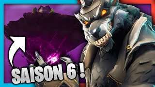 LA SAISON 6 DE FORTNITE BATTLE ROYALE DÉMARRE ! LOOT LAKE S'ENVOLE ?!