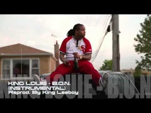 King Louie - B.O.N. (Instrumental) ReProd. By King Leeboy