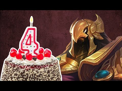 Happy Birthday Azir: 2k18 mini guide