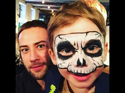 Дмитрий Шепелев и его подросший сын