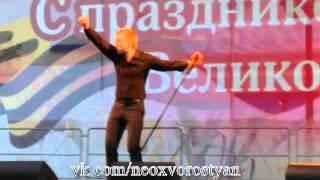 """видео: Алексей Хворостян """"Я служу России"""""""