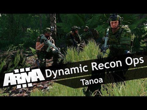 ArmA 3 - Tanoa Recon Ops