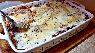 Lasagna Recipe | Meat Sauce Recipe