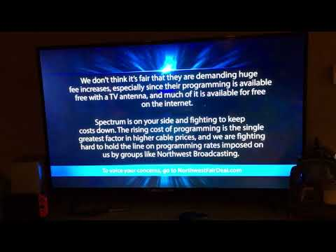Tired of Watching the Fox vs  Charter Spectrum Contract Dispute?