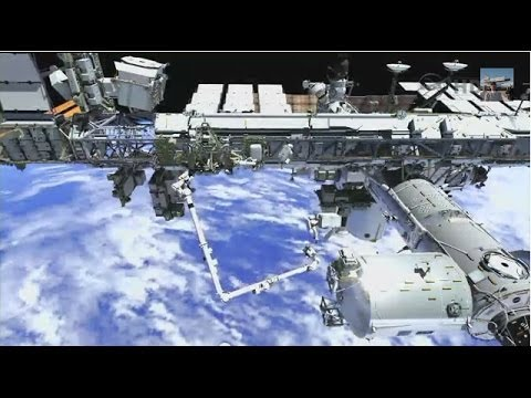 ISS Expedition 38 Cooling System Repair Spacewalk Preview Briefing