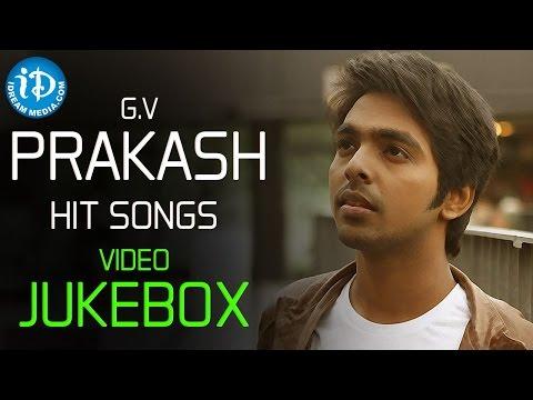 G.V.Prakash Kumar Super Hit Songs Jukebox