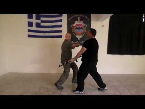 Systema Spetsnaz  Hellas/ Patras/ Greece School VADIM STAROV